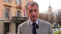 Les voeux d'Hervé Gaymard, Député et Président du Conseil départemental de la Savoie.