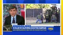 San Bernardino Mayor Speaks Out After Mass Shooting
