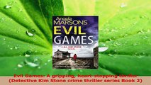 Download  Evil Games A gripping heartstopping thriller Detective Kim Stone crime thriller series Ebook Free