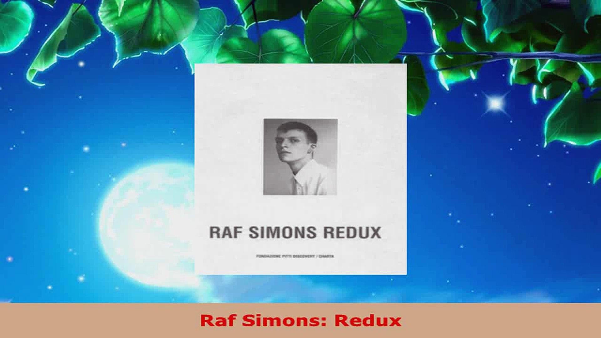 Read  Raf Simons Redux PDF Free