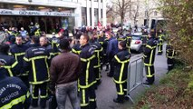 Les pompiers du Calvados rencontrent ce mardi leur président de conseil d'administration à Caen
