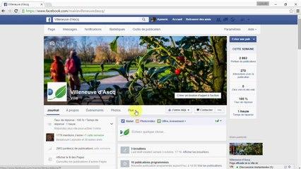 Facebook-Villeneuve d'Ascq