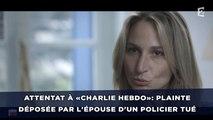 Attentat à «Charlie Hebdo»: Plainte déposée par l'épouse d'un policier tué