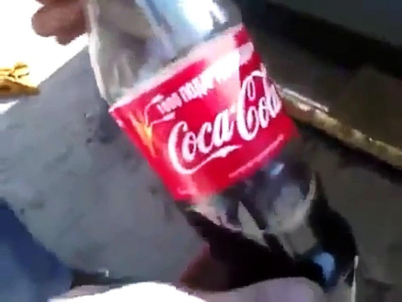 Cola Rost entfernen