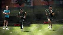 Mitchell Starc & Mitchell Johnson Slow motion Bowling ll must watch