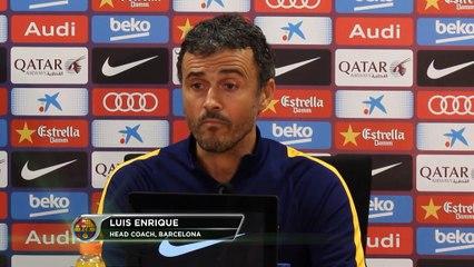 Enrique 'unsurprised' by Benitez sacking