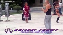 The best of 2016 SUPER FUNNY VIDEOS 2013 The granny against the girl! HD