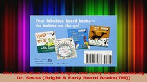 PDF Download  The Little Blue Box of Bright and Early Board Books by Dr Seuss Bright  Early Board Download Online