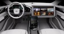 VÍDEO: Volvo y Ericsson desarrollan medios de comunicación vía streaming para sus coches autónomos