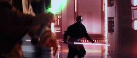 Qui Gon Jinn & Obi Wan Kenobi vs Darth Maul