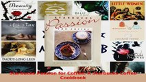 PDF Download  Starbucks Passion for Coffee A Starbucks Coffee Cookbook Download Online