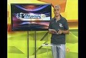 Santos quer Leandro Damião no CT Rei Pelé nesta quarta-feira