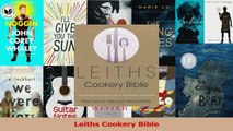 PDF Download  Leiths Cookery Bible PDF Full Ebook