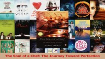 PDF Download  The Soul of a Chef The Journey Toward Perfection PDF Online