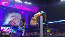 Michelle McCool and Layla vs. Kelly Kelly and Tiffany