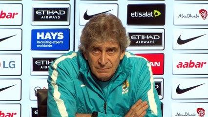 Pellegrini unfazed by Guardiola's announcement