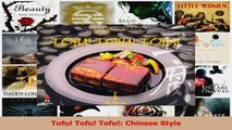 PDF Download  Tofu Tofu Tofu Chinese Style PDF Full Ebook