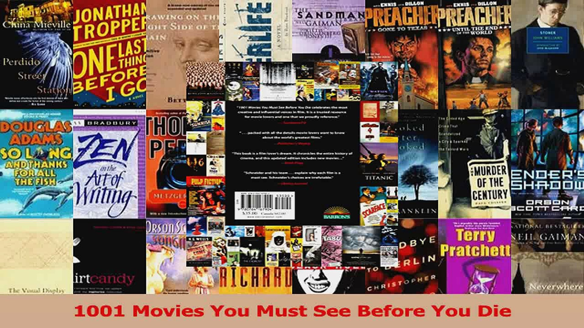 PDF Download  1001 Movies You Must See Before You Die Download Full Ebook