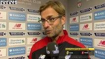 Liverpool 1 1 Southampton Jurgen Klopp Post Match Interview Football Is Not A Fairytale