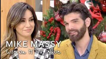 Mike Massy - مايك ماسي - MTV Alive 2015 [Interview]