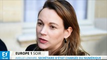 """Axelle Lemaire : """"Il ne faut pas que le rapprochement Bouygues-Orange entraîne une hausse forte des prix"""""""