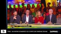 TPMS : Zinedine Zidane trop impulsif ? Raymond Domenech balance ! (Vidéo)
