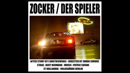 Zocker / The Gambler - Groteske Schurkensuite by Patric Catani