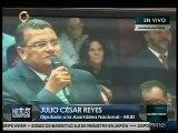 Henry Ramos puso orden como presidente de la AN por primera vez