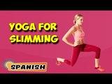 Yoga para adelgazar | Yoga For Slimming | Beginning of Asana Posture | Yoga Tutorial in Spanish