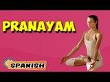 Pranayama | Yoga para principiantes | Yoga Asana For Heart & Tips | About Yoga in Spanish