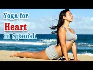 Yoga para la salud del corazón   Yoga for Heart   Heart attacks, Heart diseases & Diet Tips