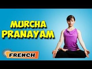 Murcha Pranayama | Yoga pour les débutants complets | Chin Press Breath Asana in French