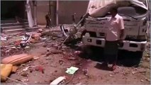 Yemen officials say governor of port city of Aden survives car bomb attack that kills 2