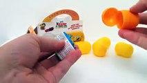 Kinder Überraschung SpongeBob Kinder Surprise Egg Unboxing - kidstvsongs Mickey