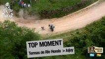 Stage / Etapa / Etape 3 - Top moment - (Termas Rio Hondo / Jujuy)