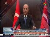 Rechaza Turquía ejecución de líder chiíta en Arabia Saudí
