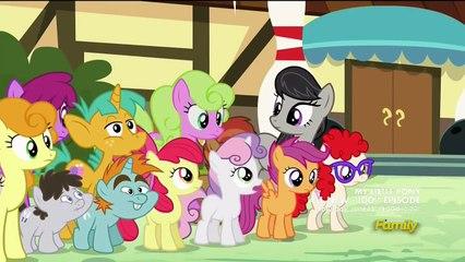 My Little Pony Friendship is Magic Season 5 episode 9 Slice of Life Scene