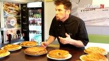 Epiphanie. Norbert (Top Chef) teste huit galettes pour le Parisien