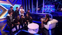 Stereo Kicks Exit Chat | Xtra Factor UK | The X Factor UK 2014