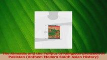 Download  The Ahmadis and the Politics of Religious Exclusion in Pakistan Anthem Modern South Asian Ebook Free