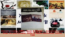 PDF Download  Classic Crosby Stills Nash  Young  Selections from Deja Vu and Crosby Stills  Nash PDF Online