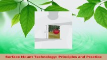 PDF] Surface Mount Technology: Principles and Practice Full