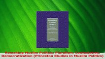Download  Remaking Muslim Politics Pluralism Contestation Democratization Princeton Studies in PDF Free
