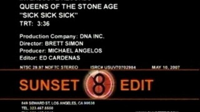 Sick Sick Sick - Queens Of The Stone Age