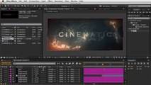 Adobe After Effects - Dramatic Intro Tutorial - Cinematic Logo