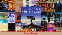 PDF Download  Climbing New Zealand A Crag Guide for the Travelling Rock Climber Read Full Ebook