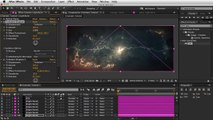 Adobe After Effects - Dramatic Intro Tutorial - Extreme Flares