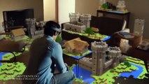 TECHNOLOGY Hologram 2015 - Microsoft Hololens Augmented Reality
