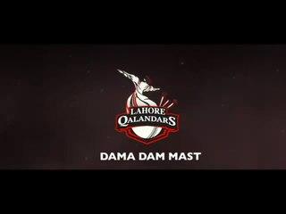 Dwayne Bravo, all set and excited! - Lahore Qalandars