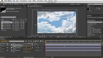 Adobe After Effects - Moving Clouds Tutorial - Rotations
